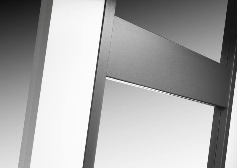 Dextüra CN05 - Glasrahmen in Repro Grau kontrastreich kombinieren