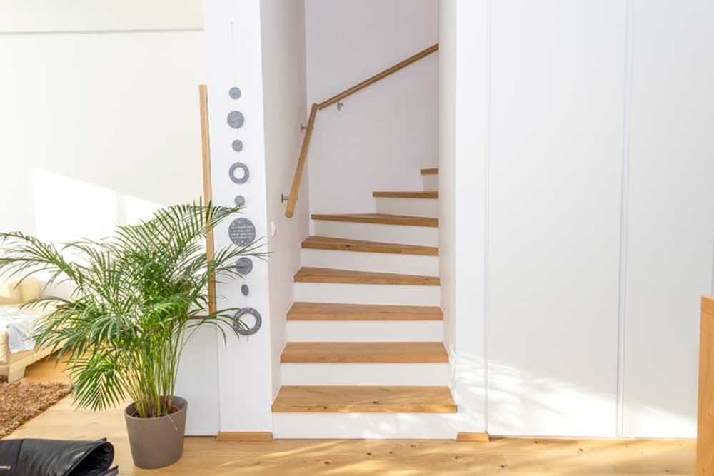 Naderer Treppenbelegung - Einfach und doch so schön